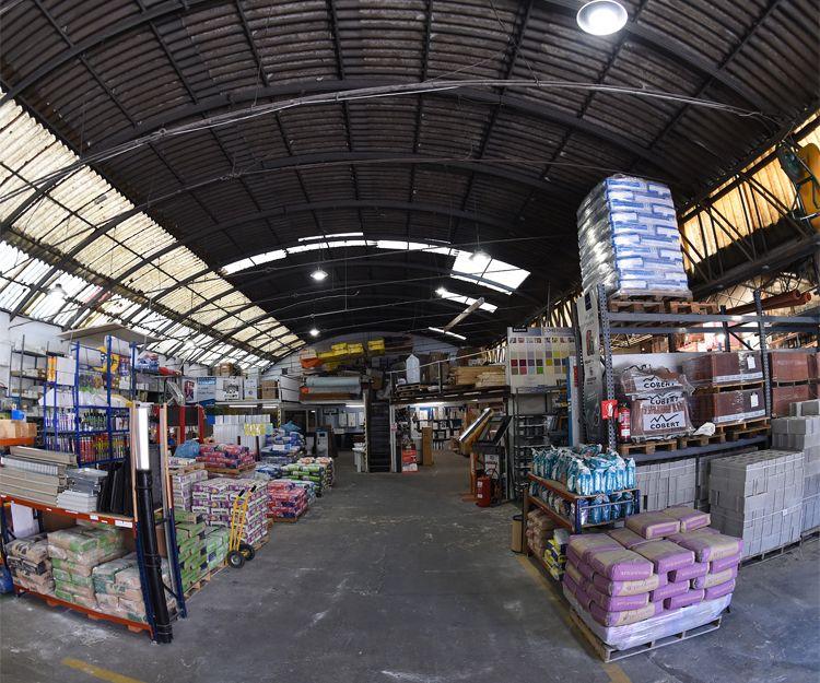 Distribuidores de materiales de construcción en Lena