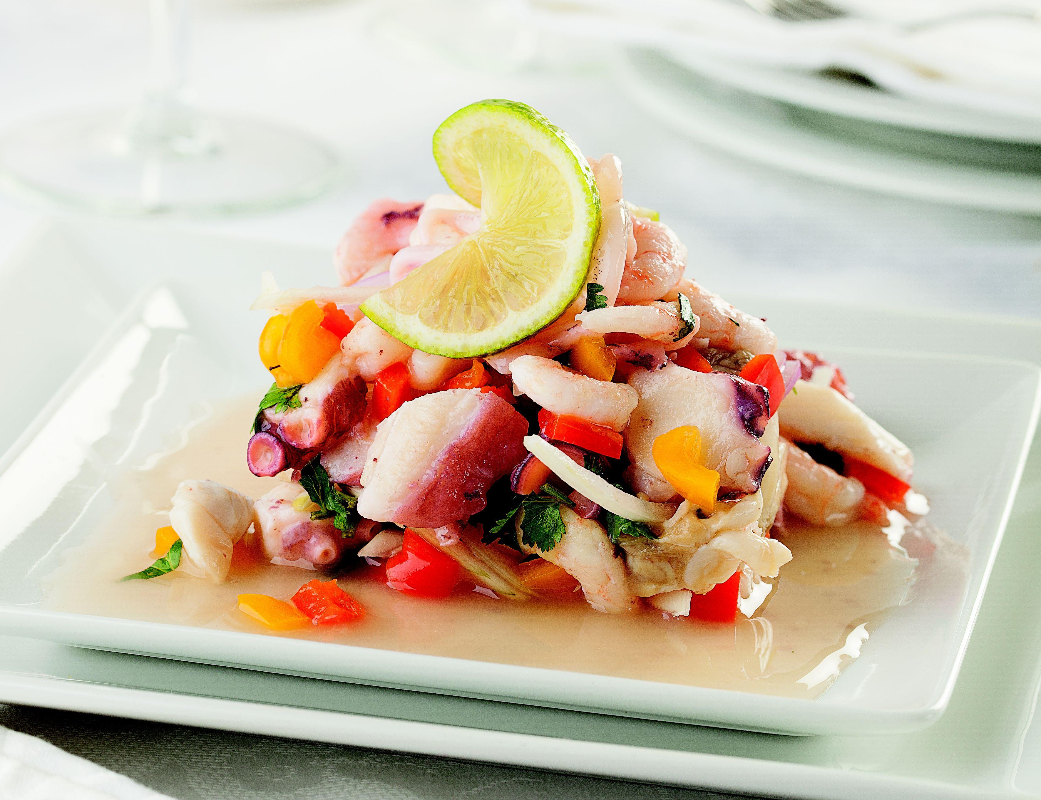 Descubre nuestros platos con marisco