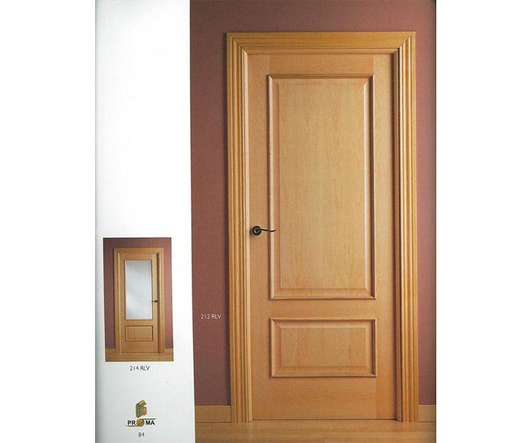 Puertas de interior en Asturias
