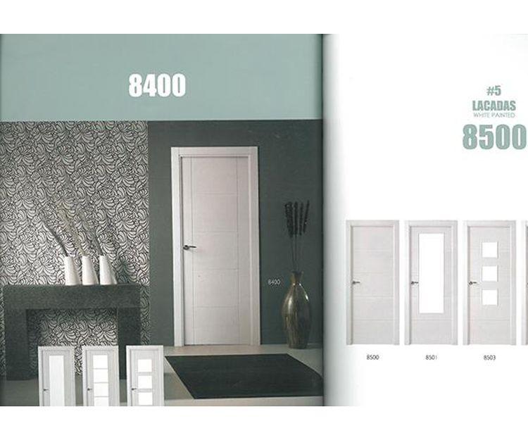 Empresa especializada en puertas de interior en Asturias