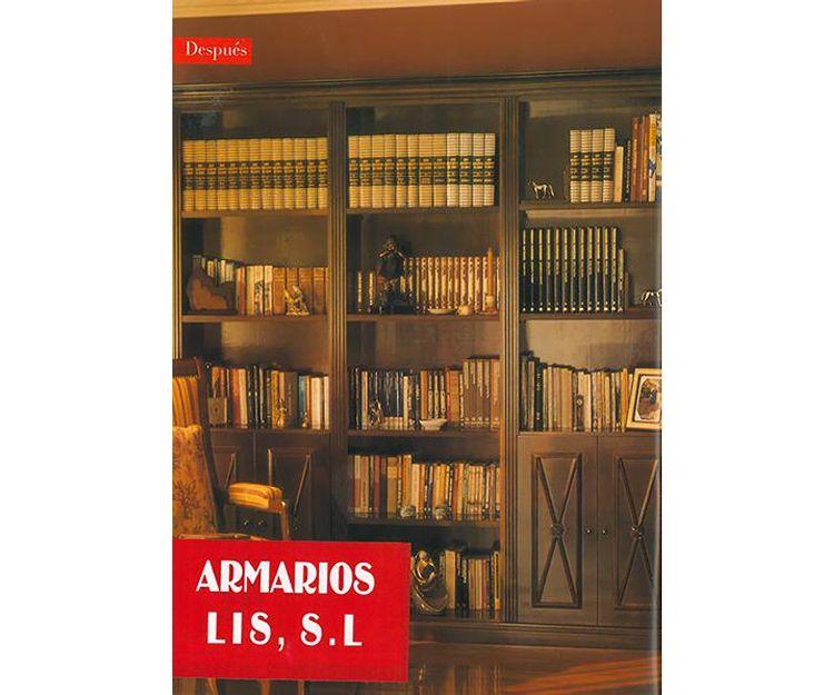 Estanterías de madera en Asturias