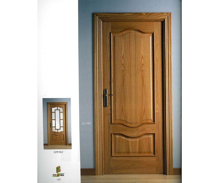 Puertas de madera en Asturias