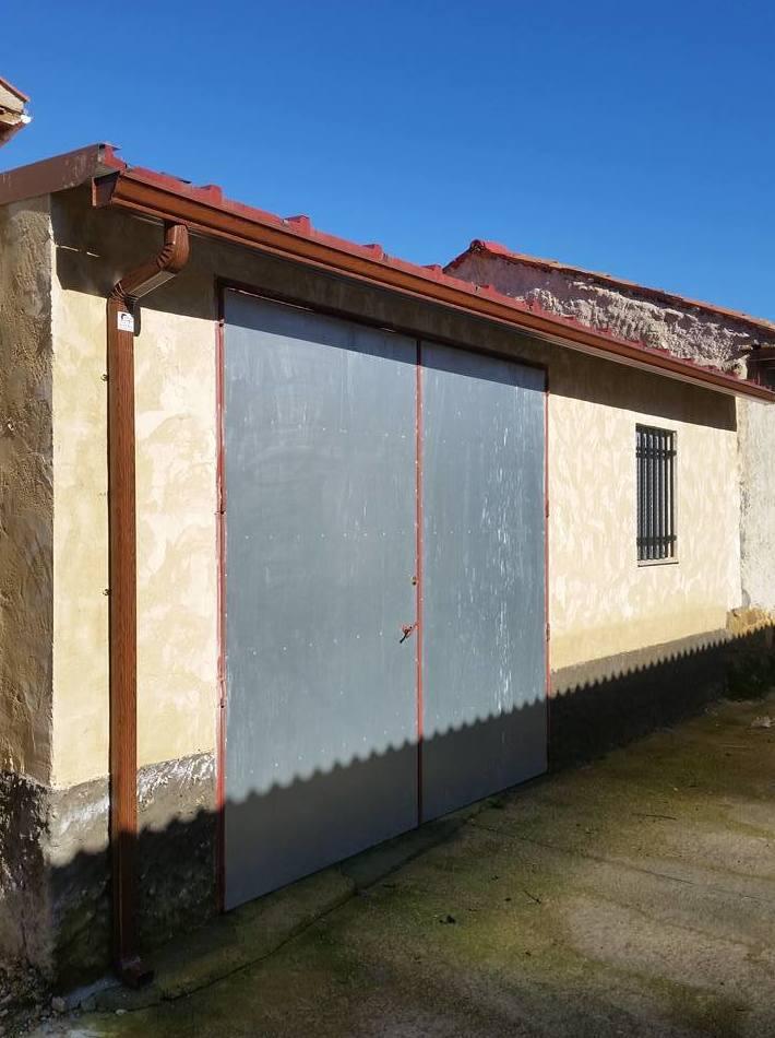 Ofertas en canalones de aluminio en Zamora