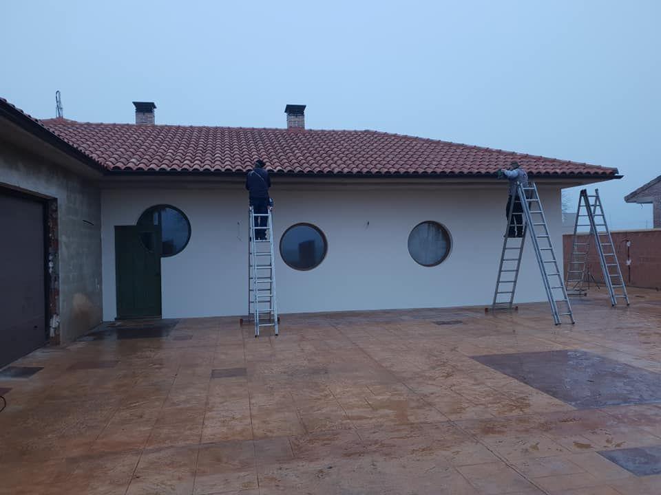 Instalación de canalones en todo tipo de edificaciones