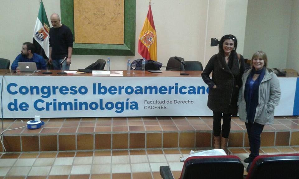 Experta en criminología en Cáceres