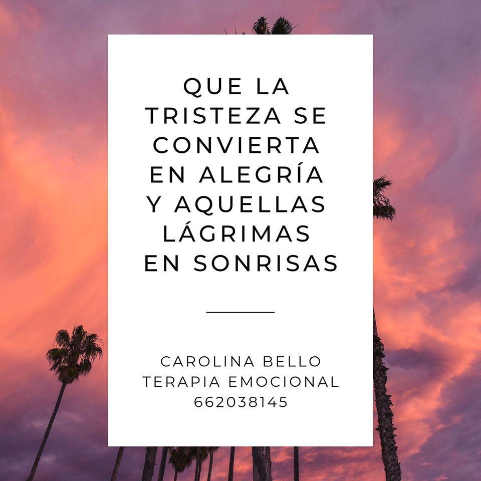 Foto 123 de Psicopedagogía en Cáceres | Carolina Bello