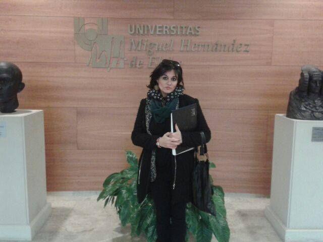 Investigadora en la Universidad Miguel Hernández sobre resiliencia