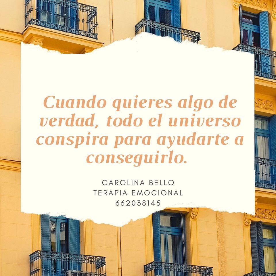 Foto 107 de Psicopedagogía en Cáceres | Carolina Bello