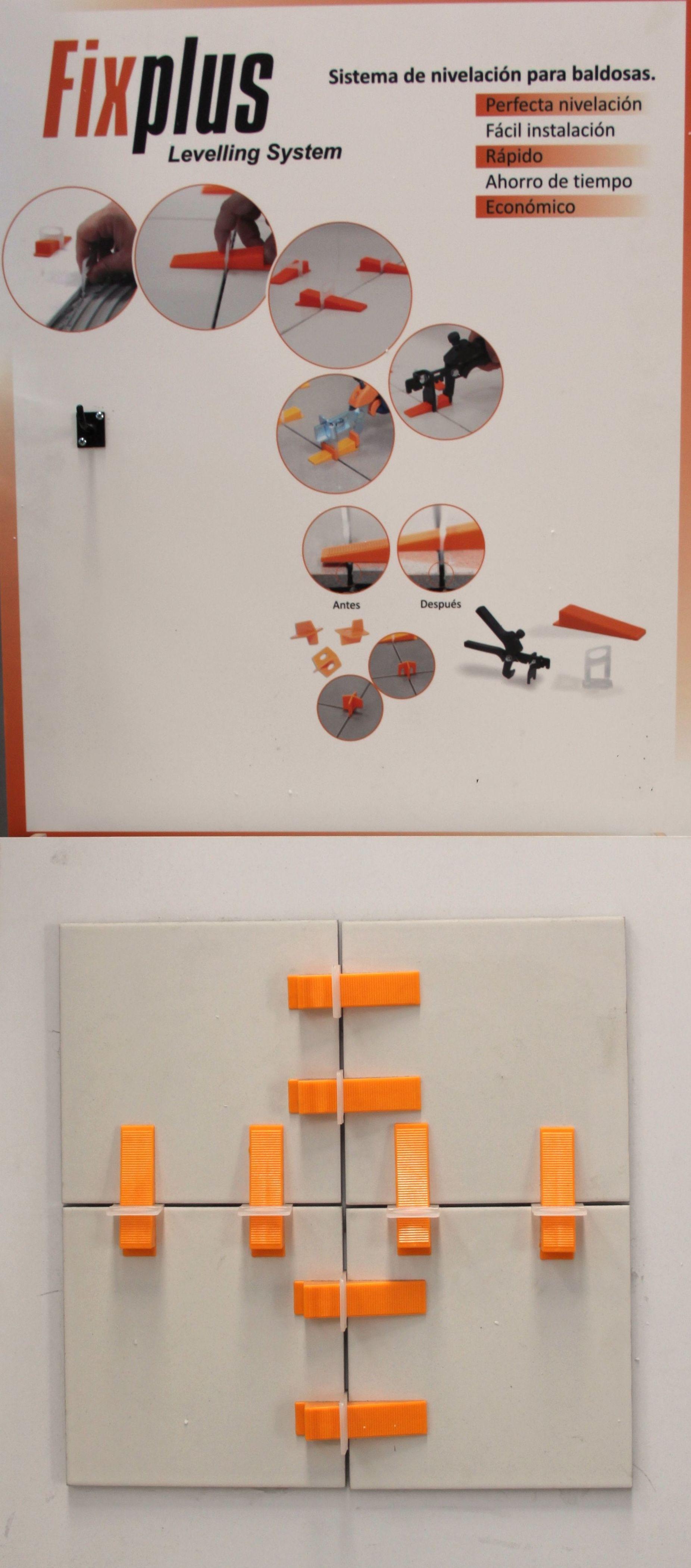 Sistema de nivelación: Productos y servicios de Depoceramic