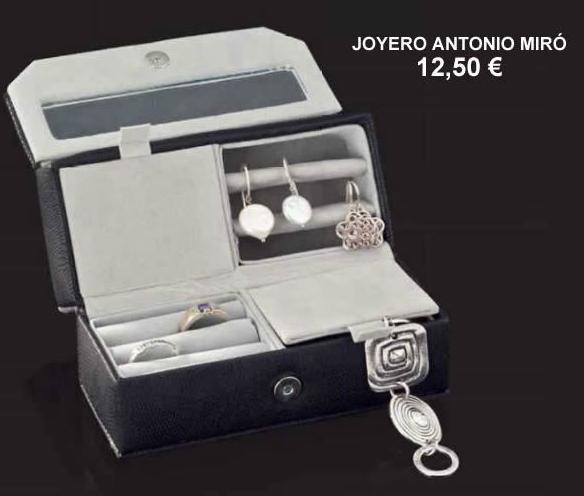 Joyero Antonio Miró