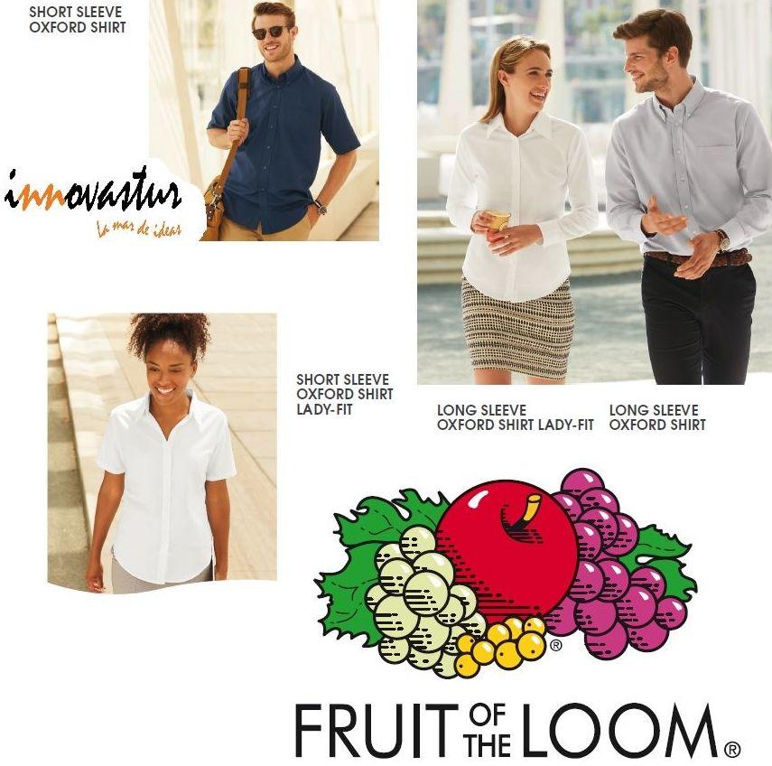 Nueva colección Fruit Of The Loom