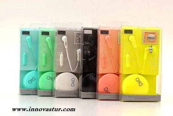 Auriculares estéreo con micrófono incorporado y enrollacables de regalo Compatible con todos los productos de Apple, Samsung, LG, HTC, reproductores MP3, reproductores de CD, TV