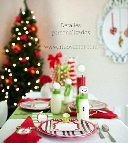 Regalos para navidad en Asturias: personalizamos tus detalles