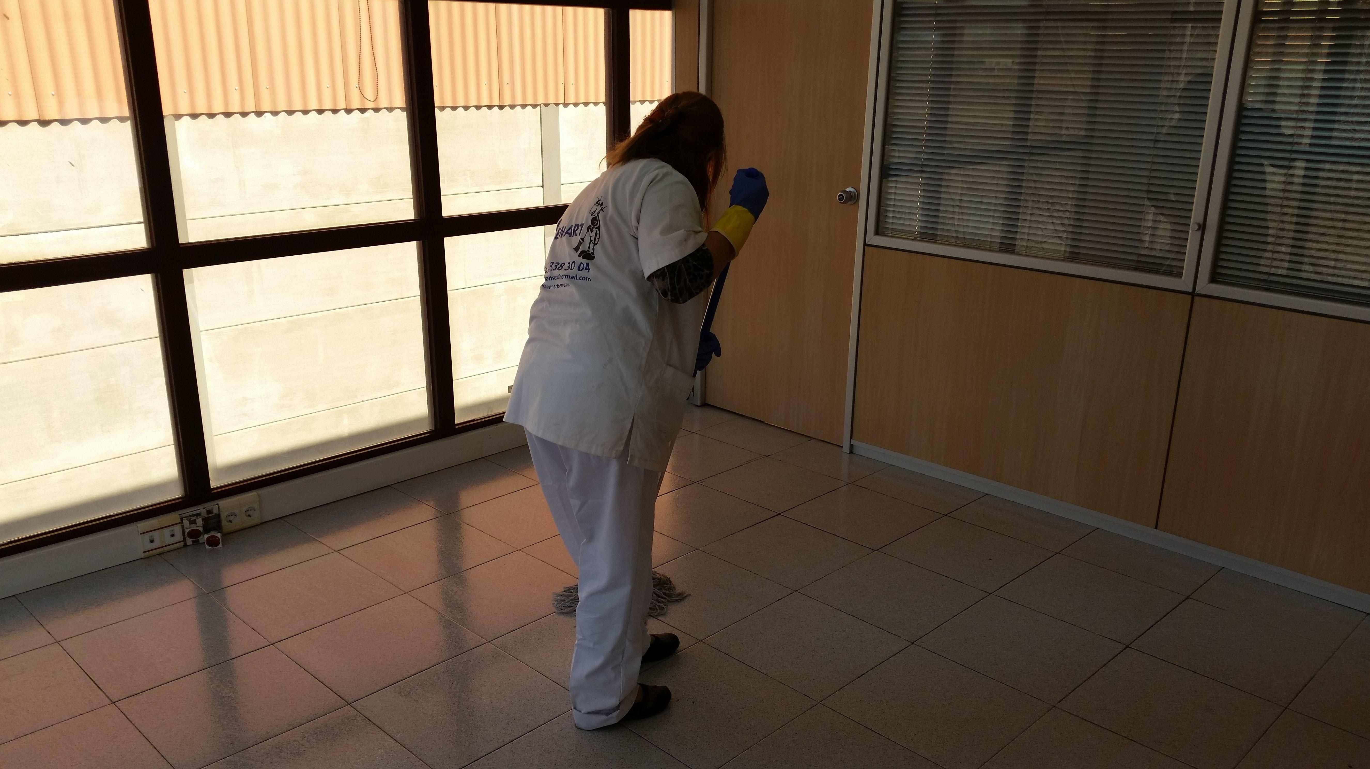 Foto 16 de Limpieza (empresas) en L'Hospitalet de Llobregat | Llemart Servei, S.L.