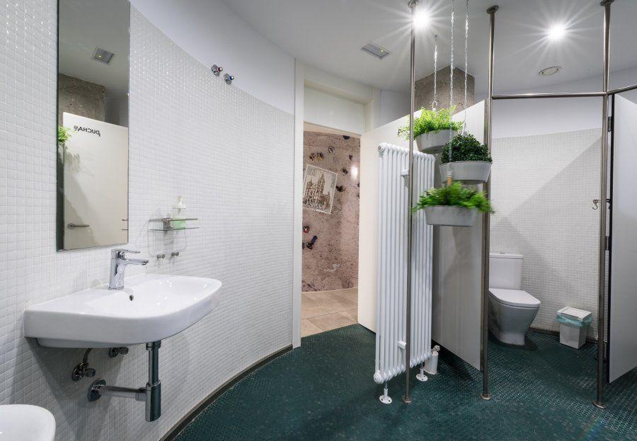 Baños: Servicios de Globetrotter Urban&Hostel
