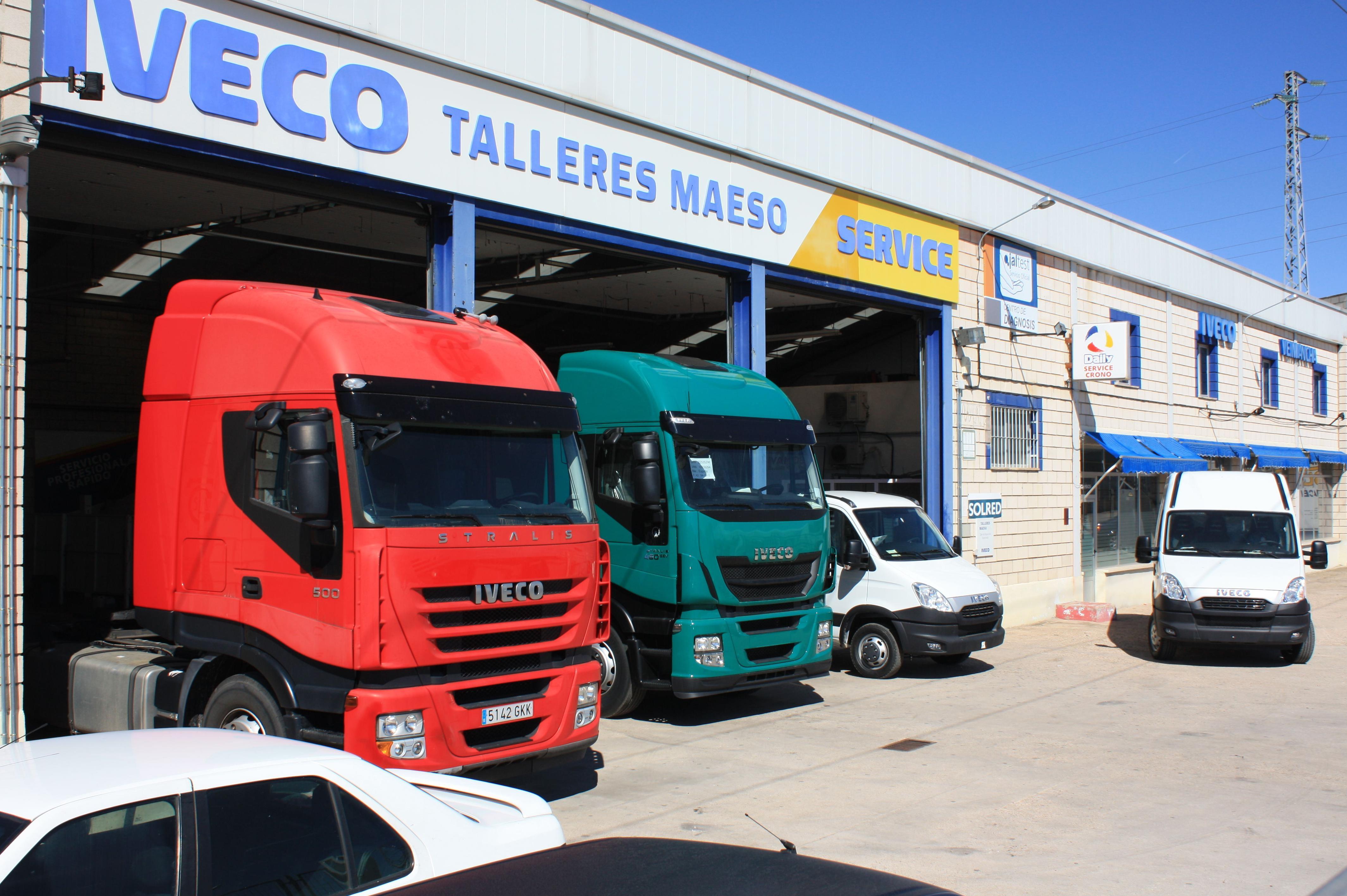 Foto 5 de Talleres de automóviles en Manzanares | Maeso Jareño, S.L.