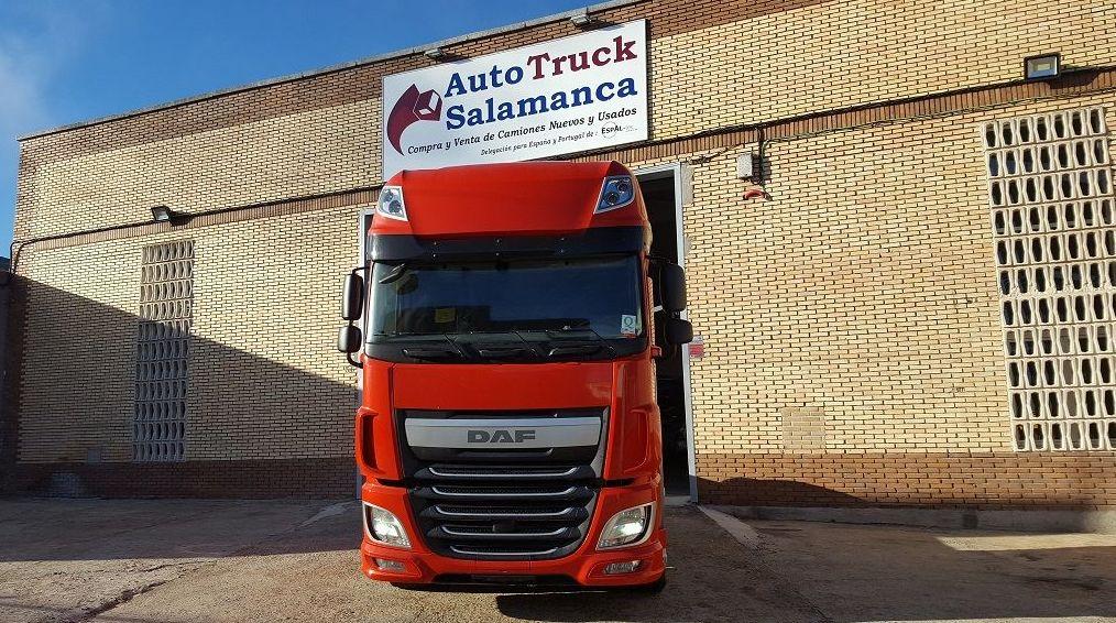 Foto 9 de Camiones en Villares de la Reina | Autotruck Salamanca