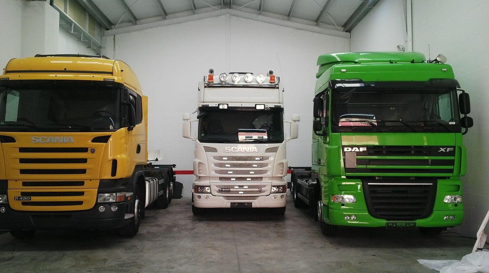 Foto 22 de Camiones en Villares de la Reina | Autotruck Salamanca