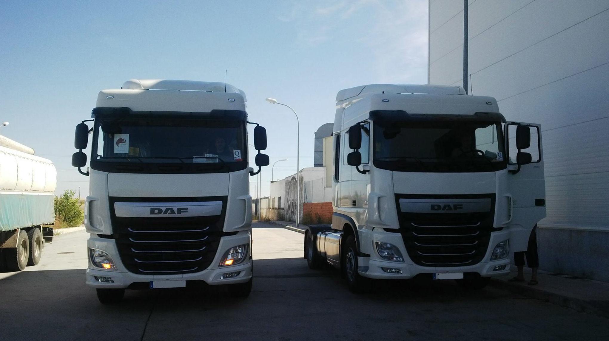 Venta de camiones en Salamanca