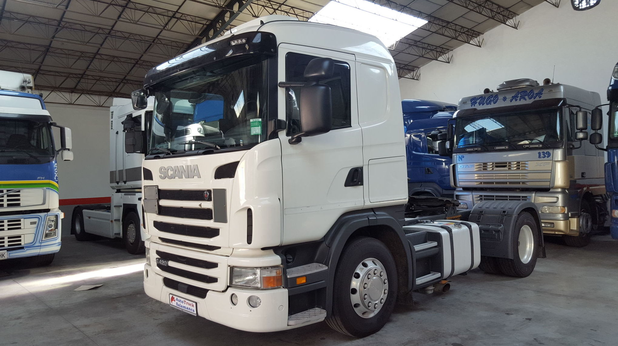 Foto 10 de Camiones en Villares de la Reina   Autotruck Salamanca
