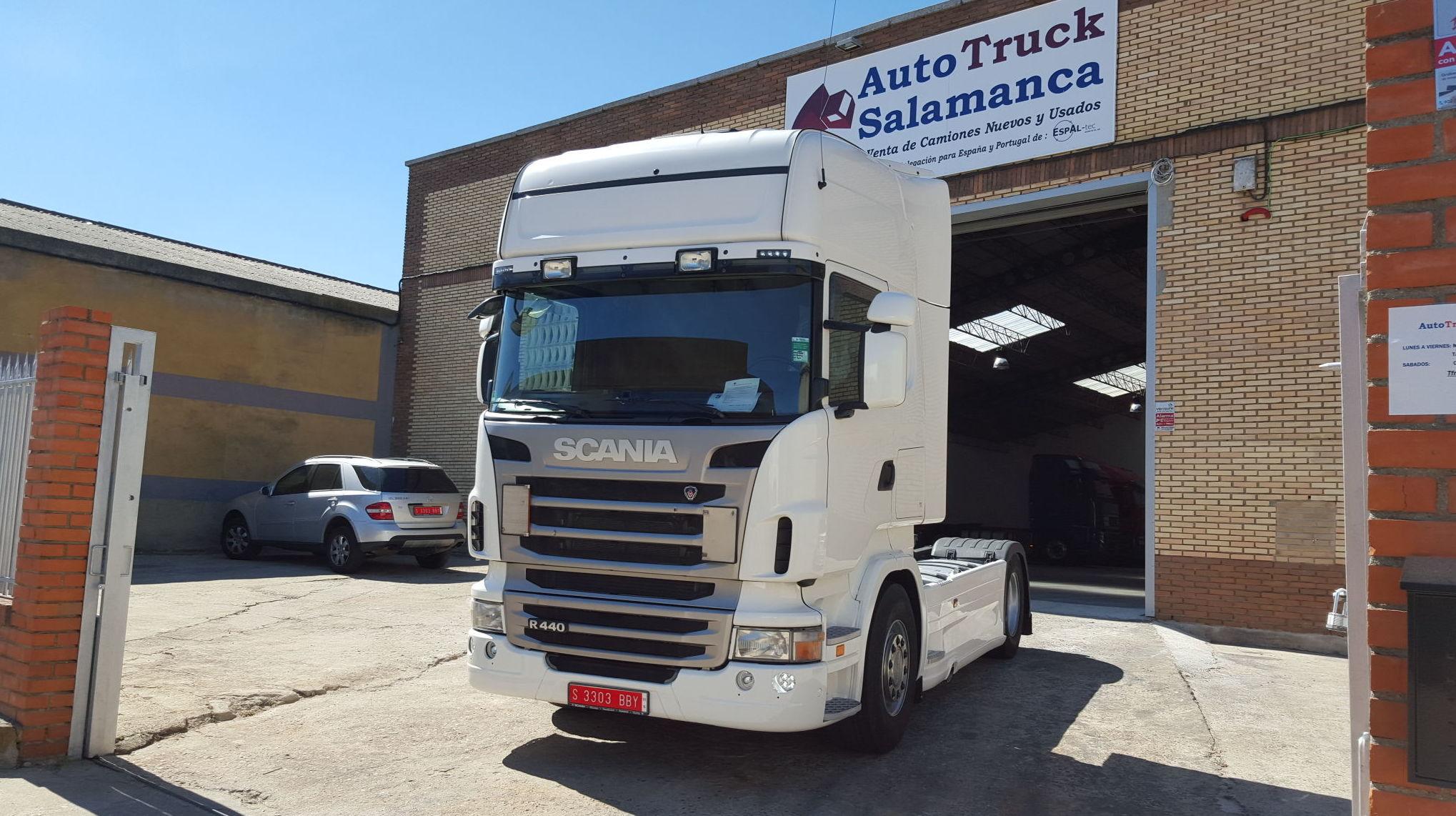 Foto 11 de Camiones en Villares de la Reina | Autotruck Salamanca