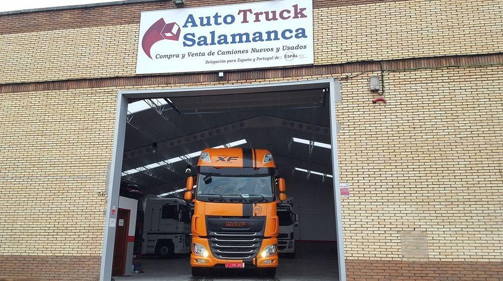 Foto 2 de Camiones en Villares de la Reina | Autotruck Salamanca