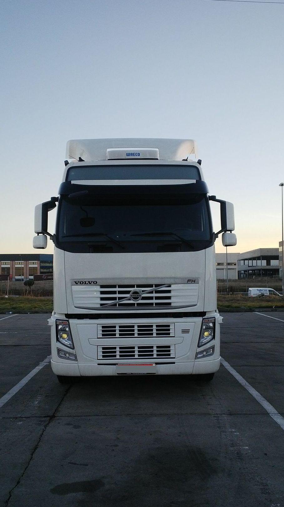 Foto 37 de Camiones en Villares de la Reina | Autotruck Salamanca