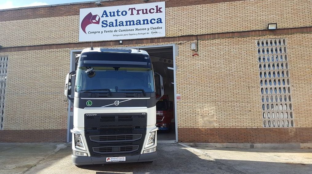 Foto 3 de Camiones en Villares de la Reina   Autotruck Salamanca