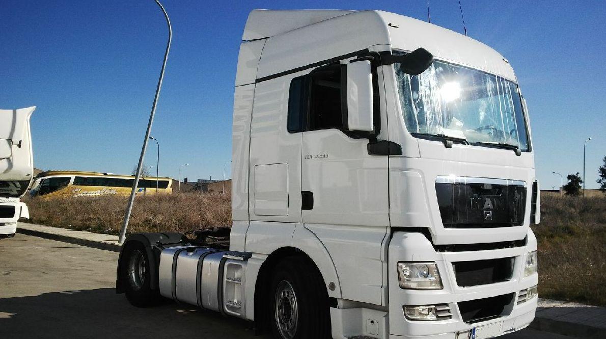 Foto 35 de Camiones en Villares de la Reina | Autotruck Salamanca