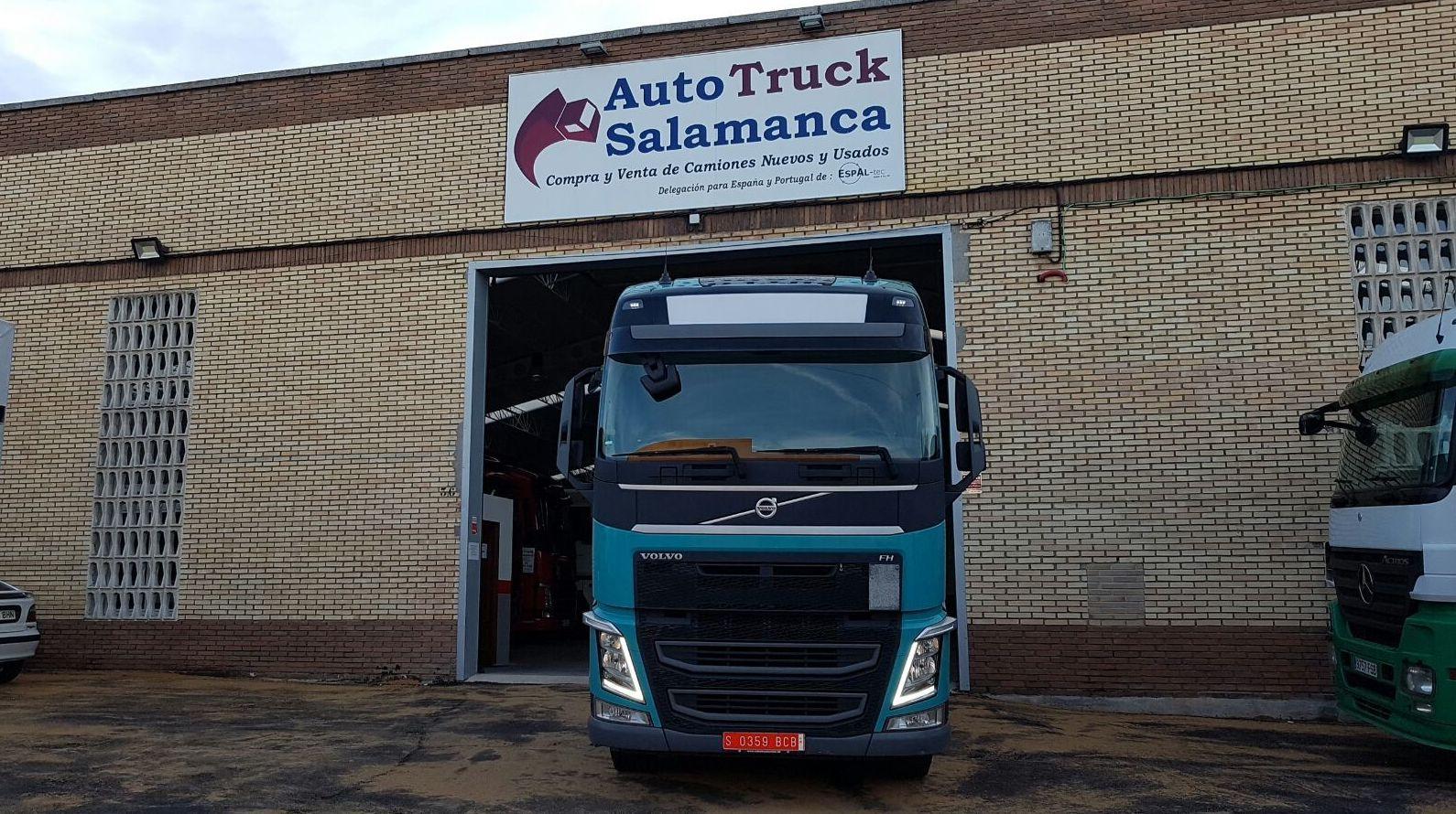 Foto 5 de Camiones en Villares de la Reina | Autotruck Salamanca