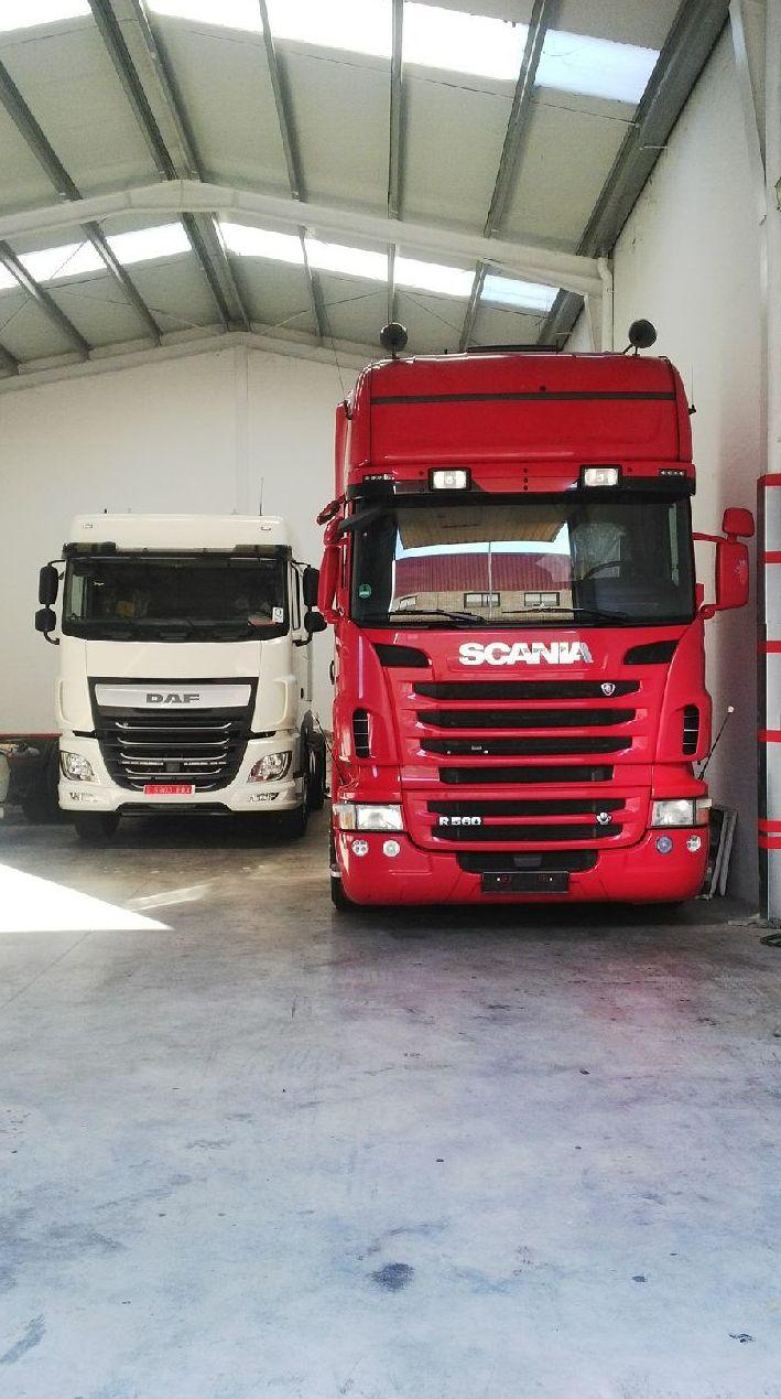 Foto 27 de Camiones en Villares de la Reina | Autotruck Salamanca