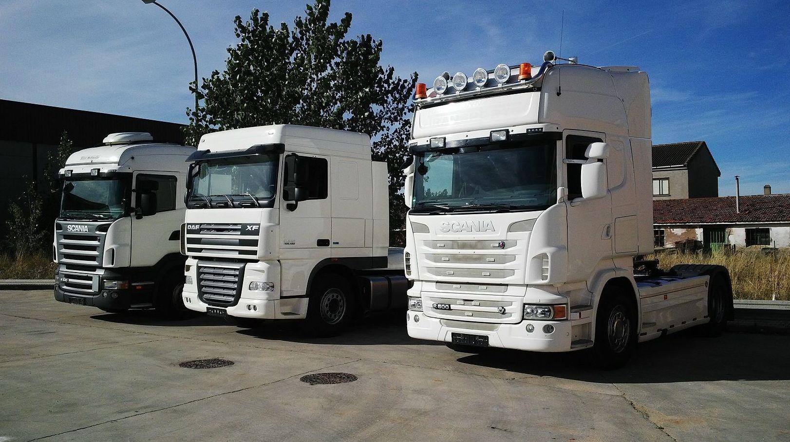 Foto 25 de Camiones en Villares de la Reina | Autotruck Salamanca