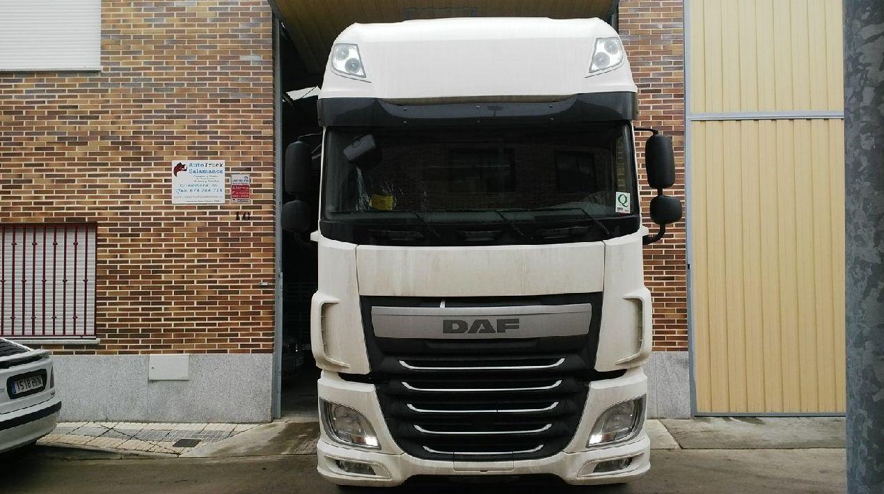 Foto 36 de Camiones en Villares de la Reina | Autotruck Salamanca