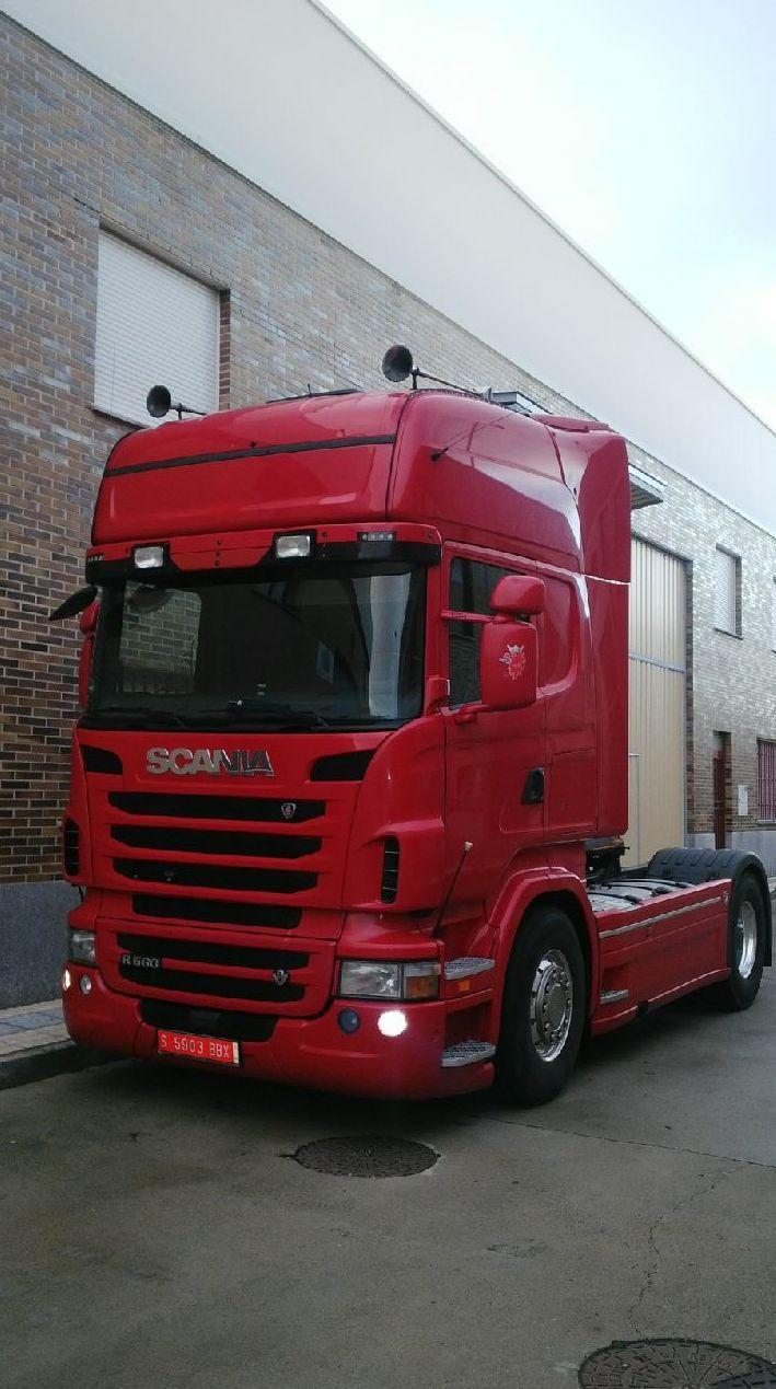 Foto 17 de Camiones en Villares de la Reina | Autotruck Salamanca