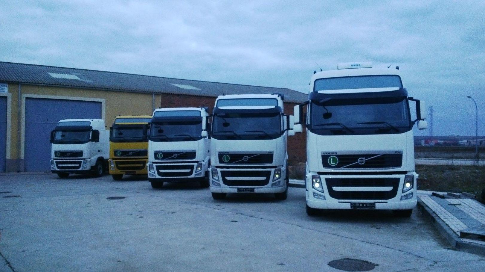 Foto 24 de Camiones en Villares de la Reina | Autotruck Salamanca