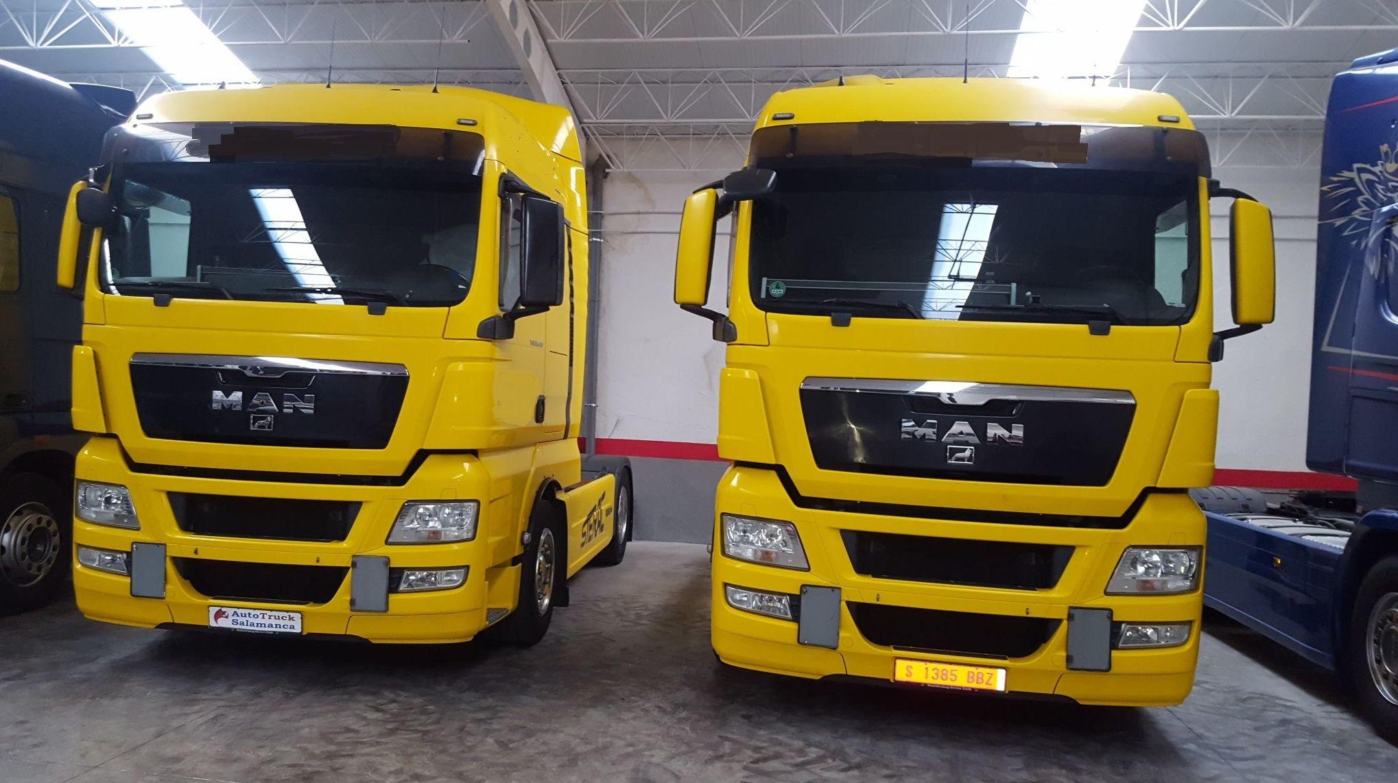 Foto 7 de Camiones en Villares de la Reina | Autotruck Salamanca