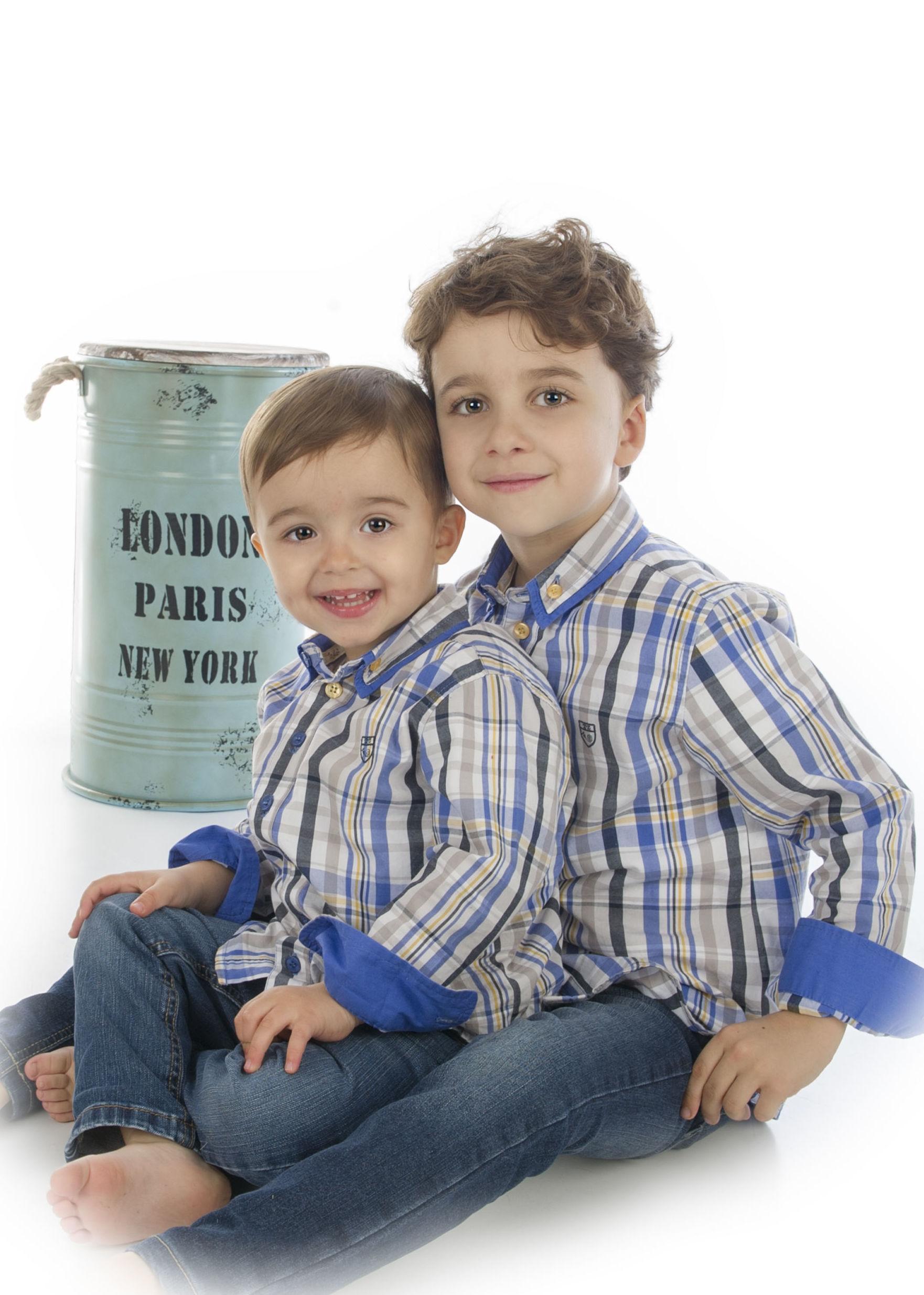Darío y Jacobo