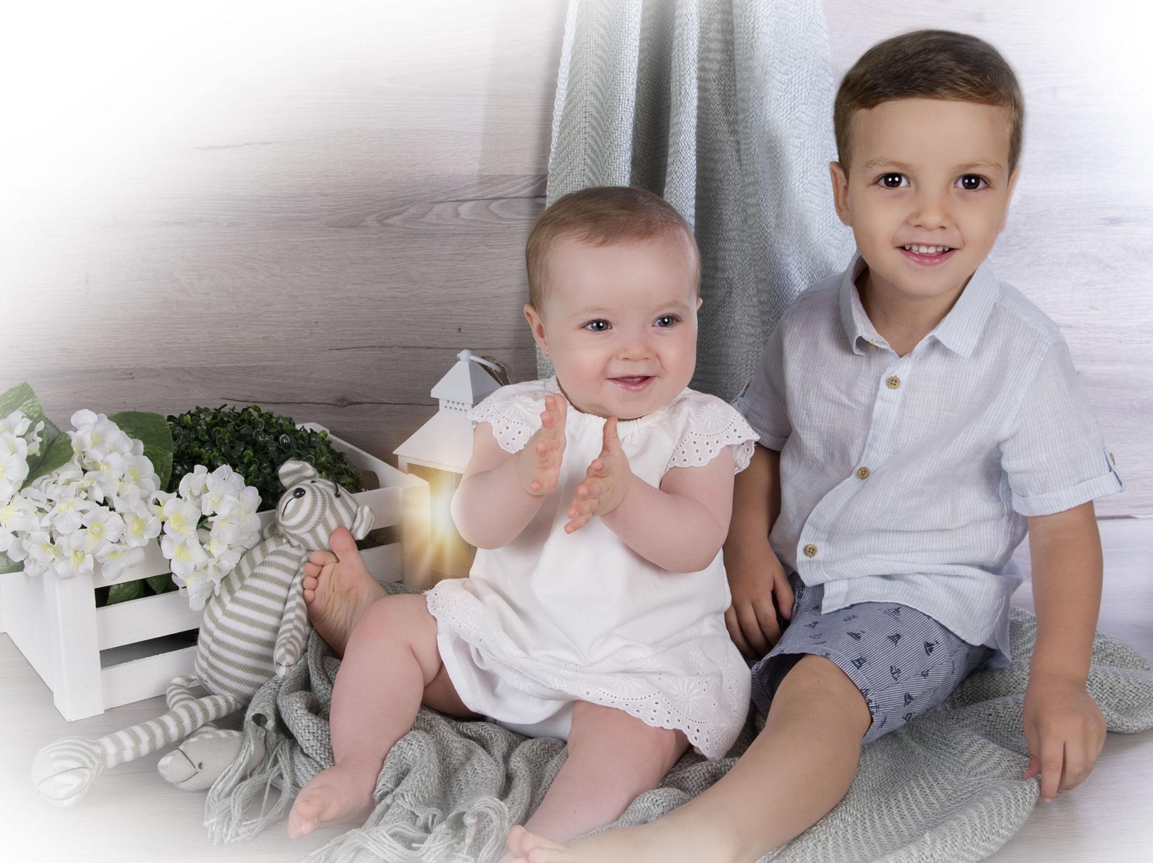 Valeria y Samuel