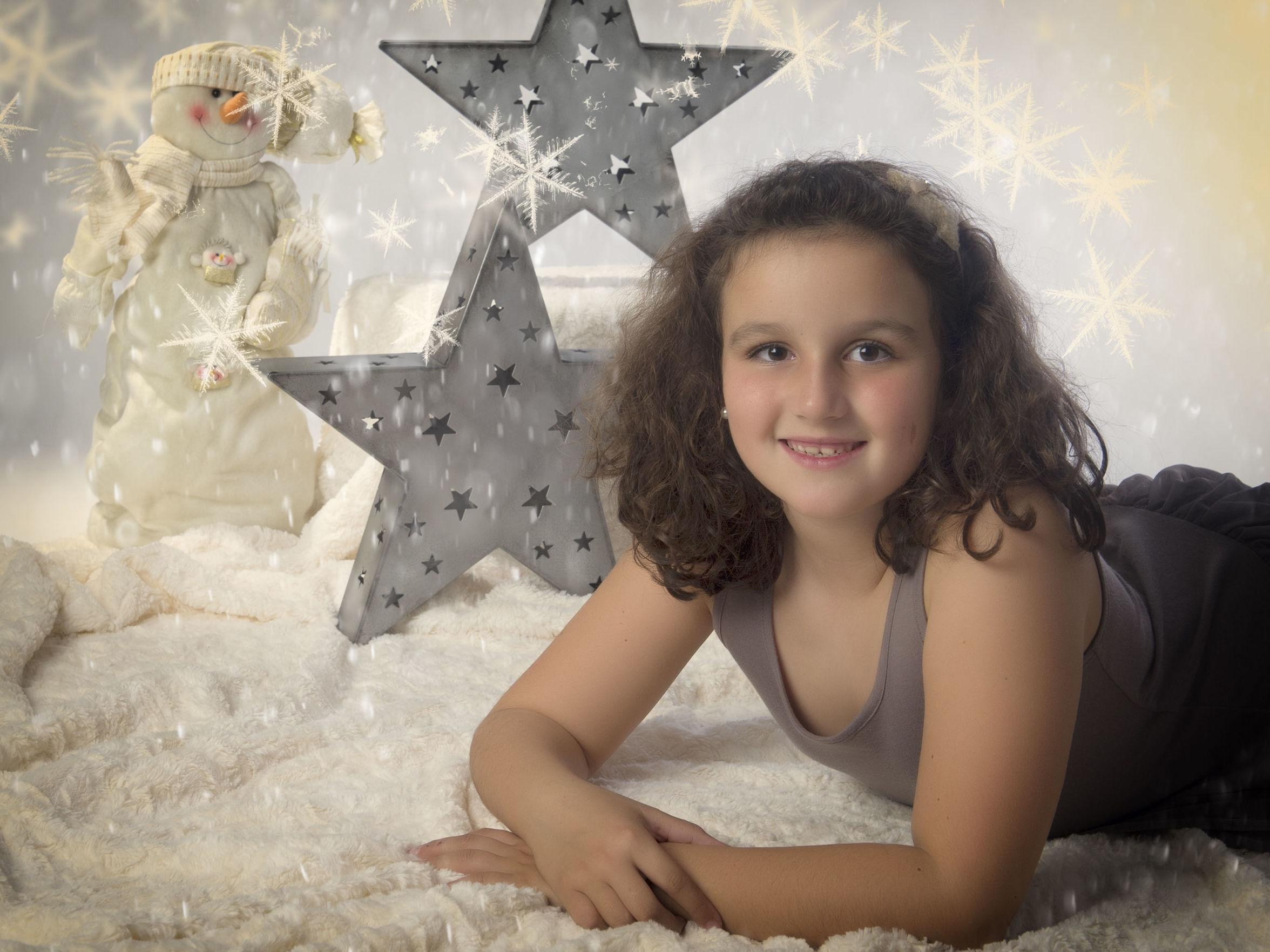 Natalia y la magia de la Navidad