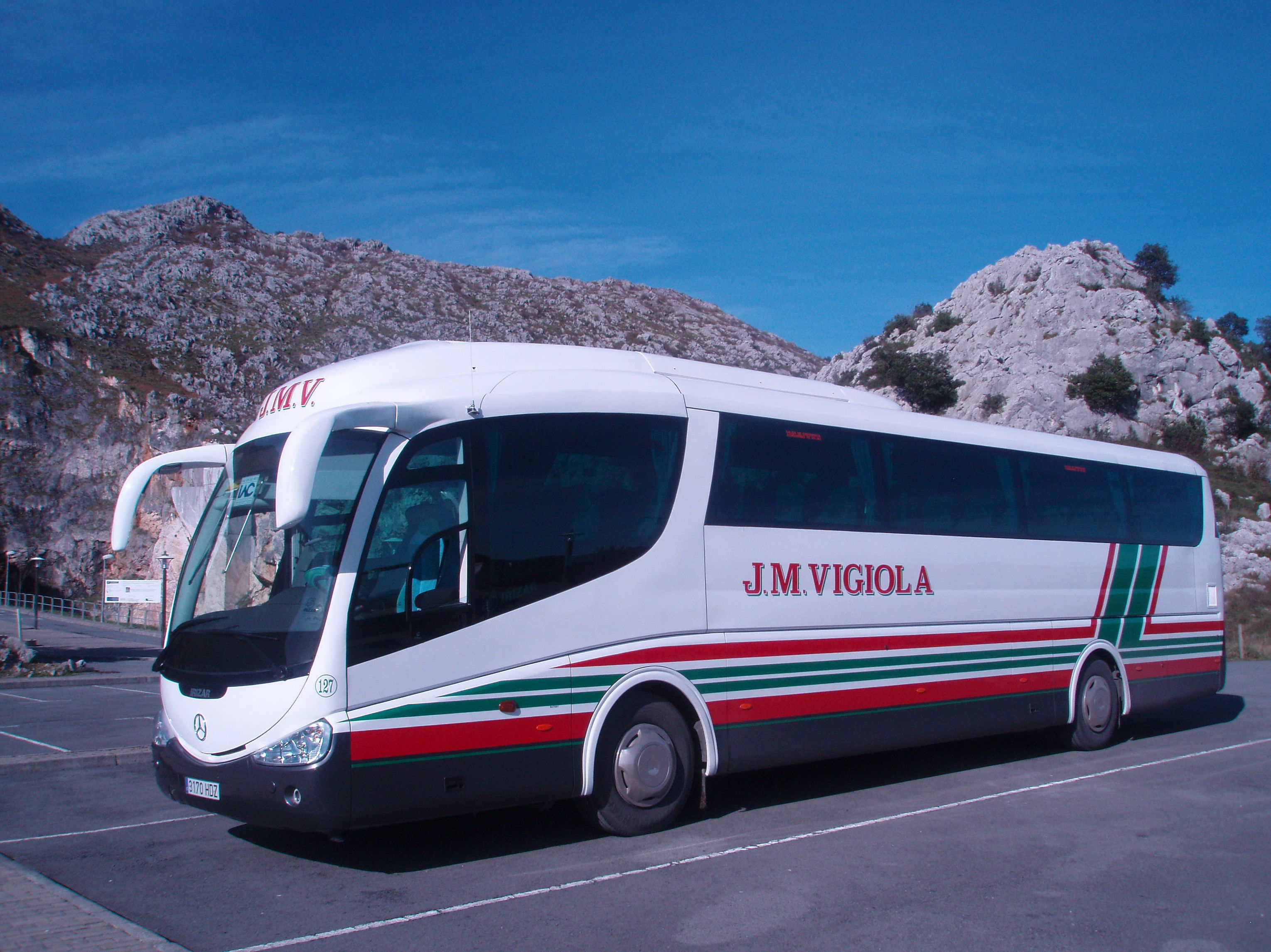 empresa de autobuses Bilbao