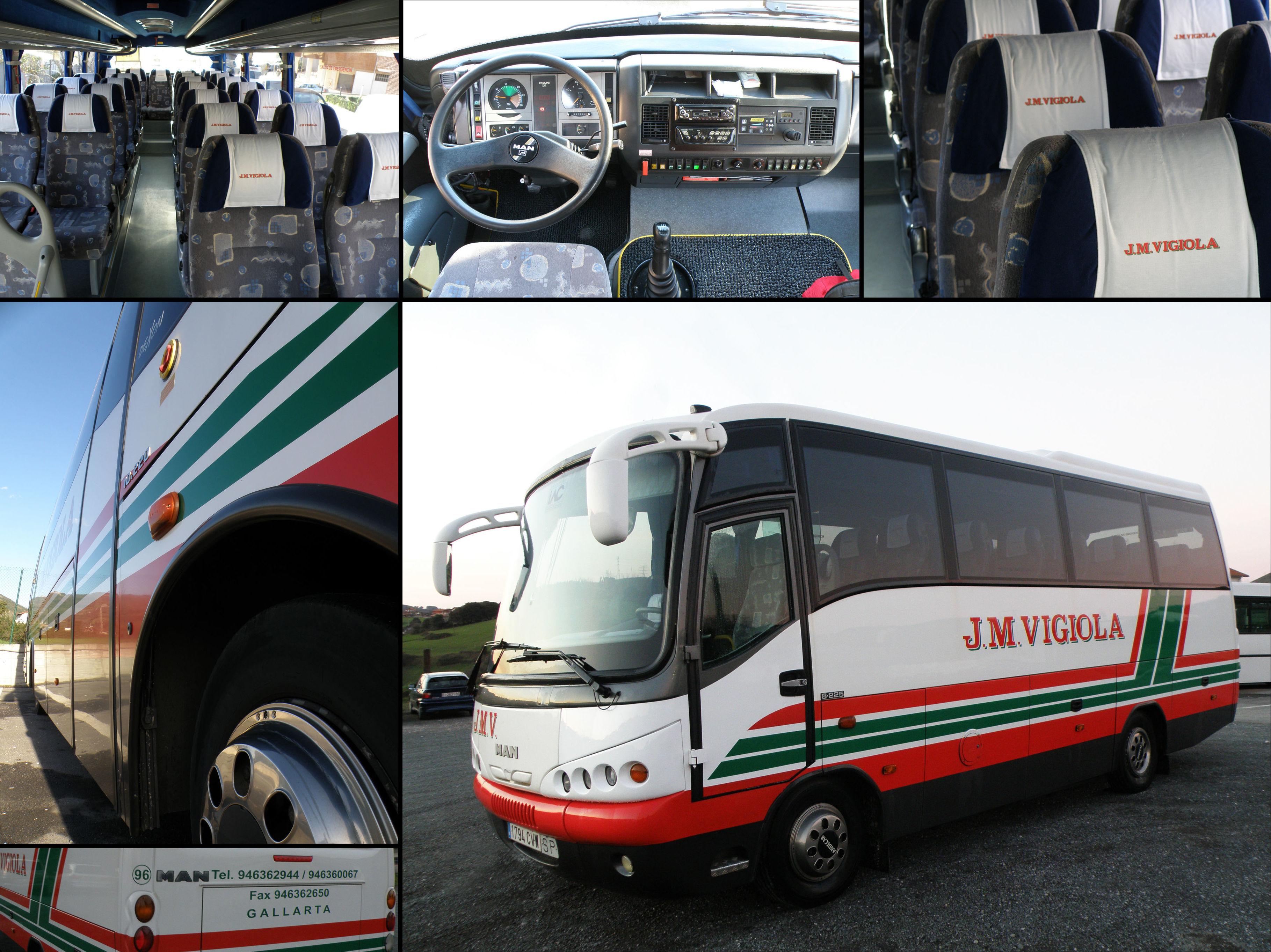 alquiler de autobuses bizkaia