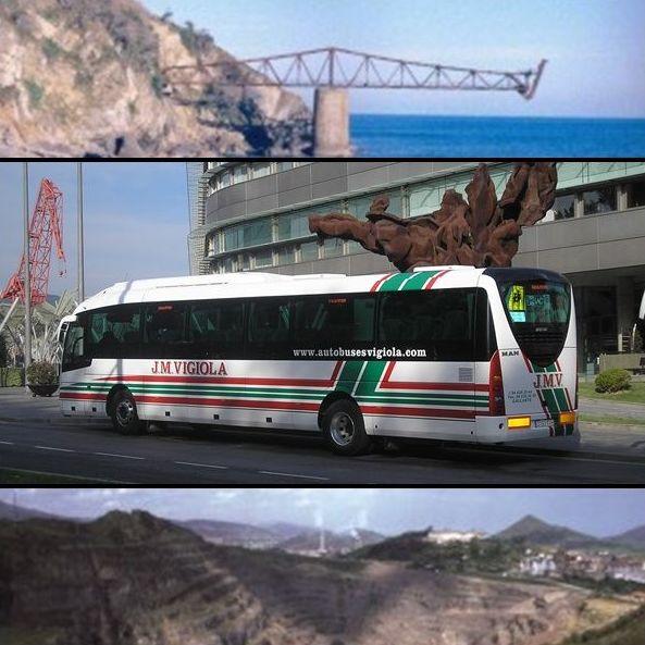 alquiler de autobuses bilbao