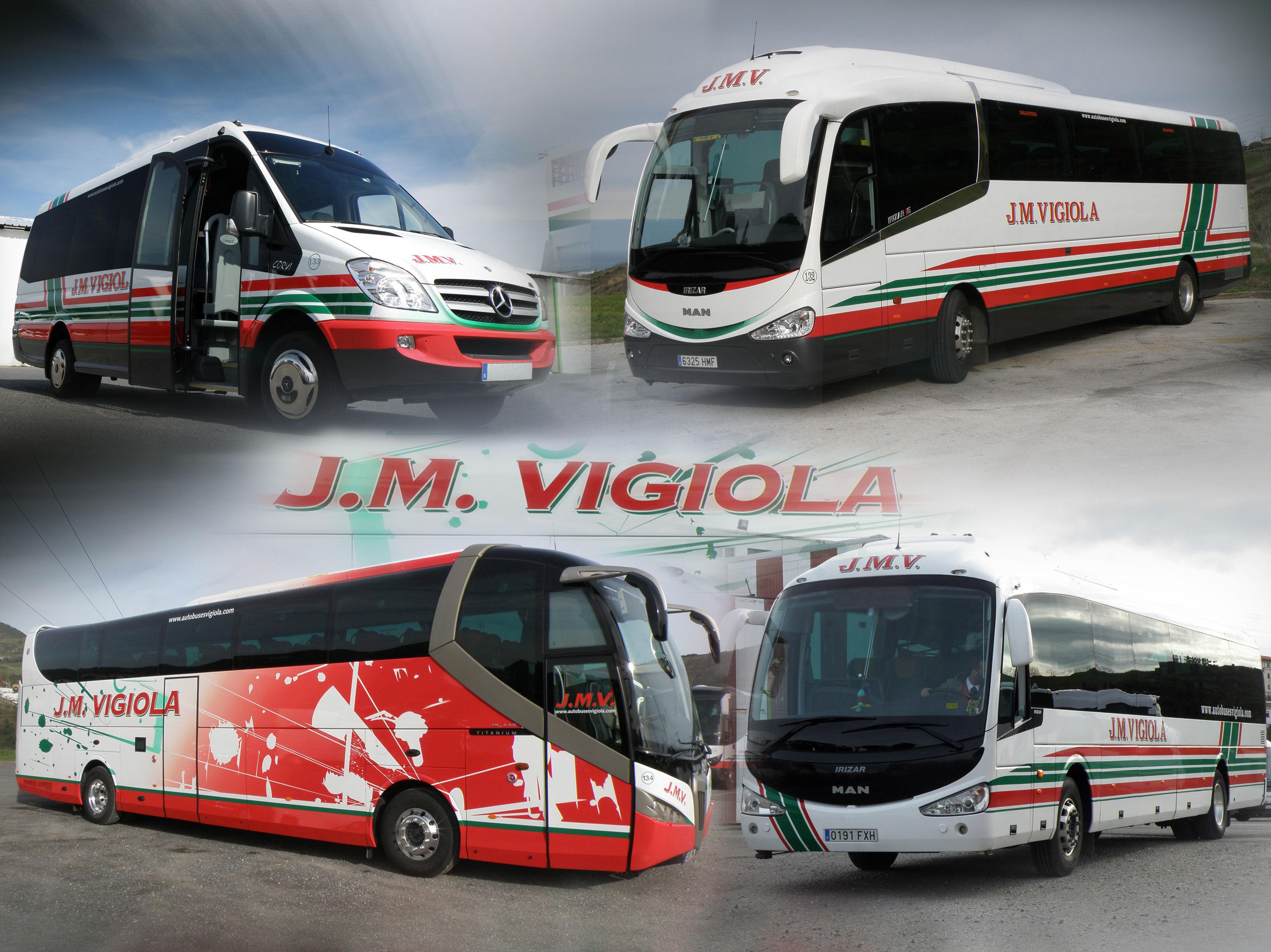 Empresa de autobuses bizkaia