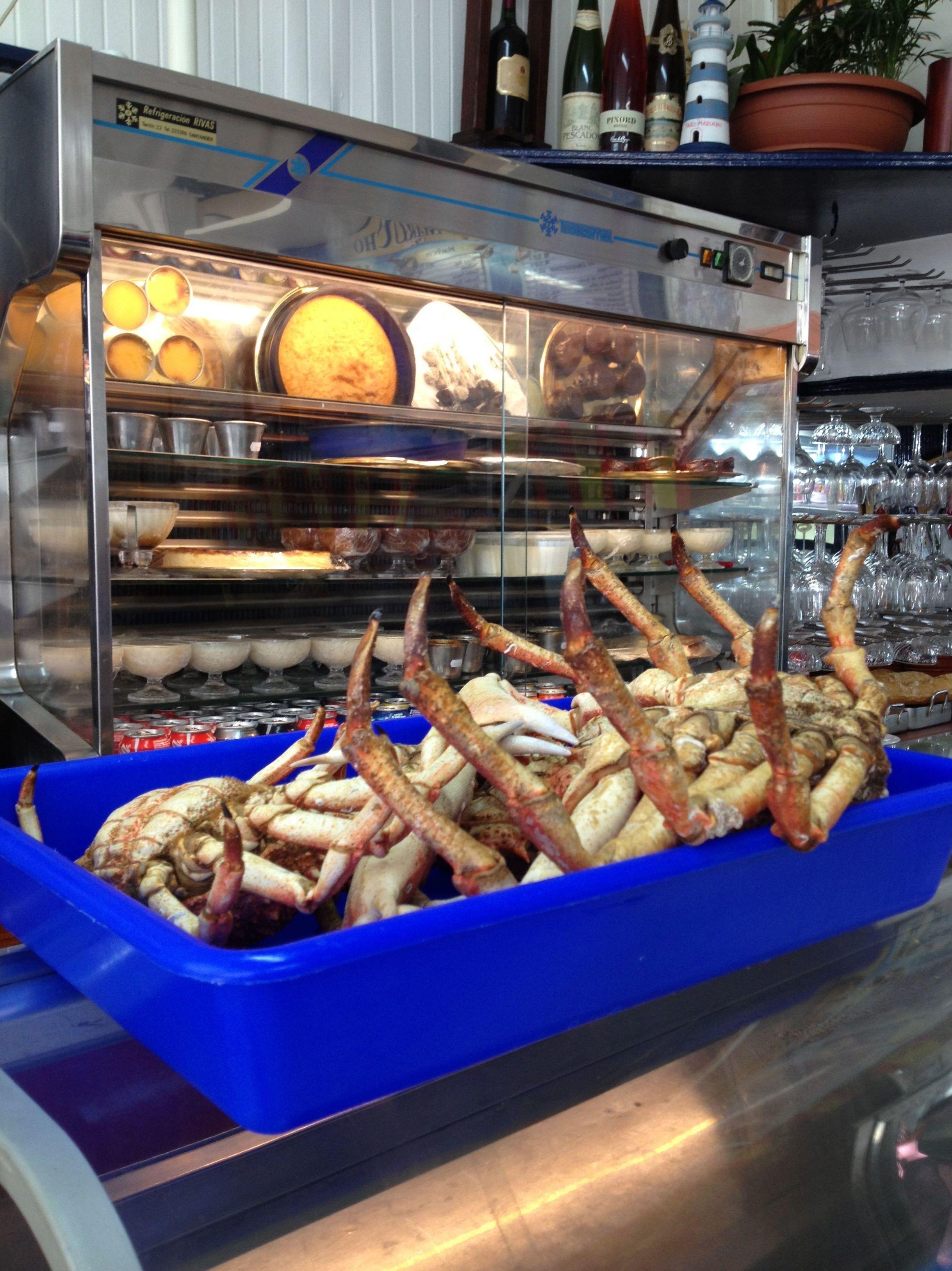 Foto 15 de Cocina marinera en Santander | Marucho