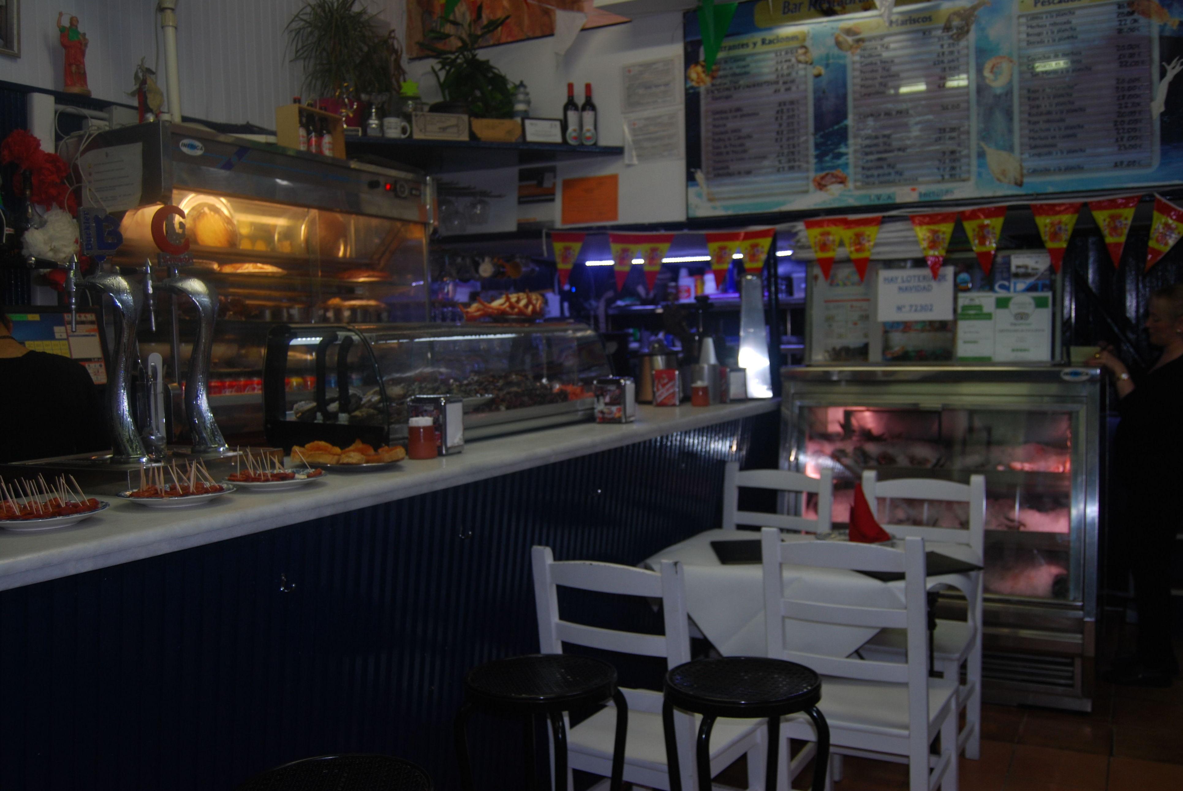 Foto 12 de Cocina marinera en Santander | Marucho