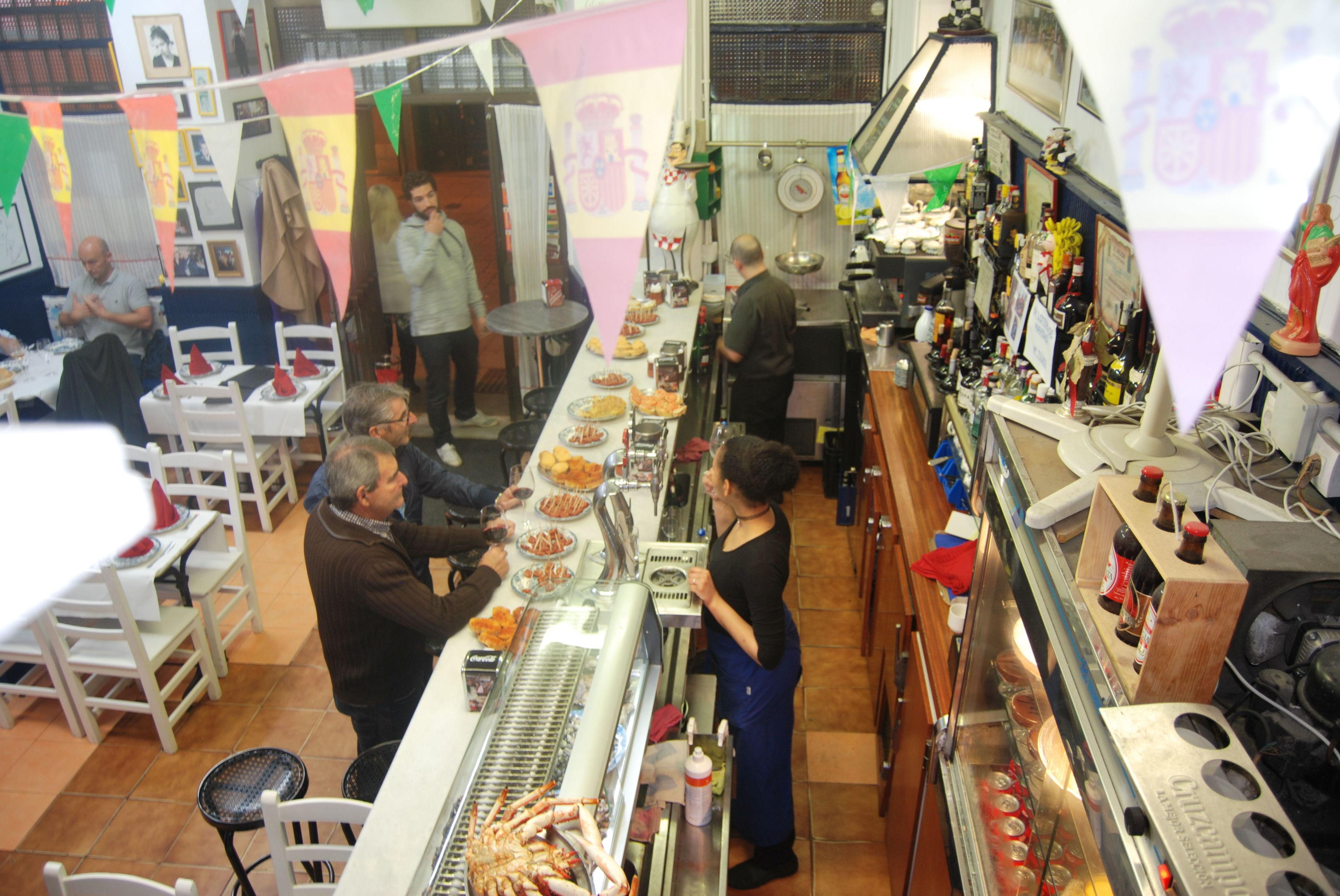 Foto 13 de Cocina marinera en Santander | Marucho