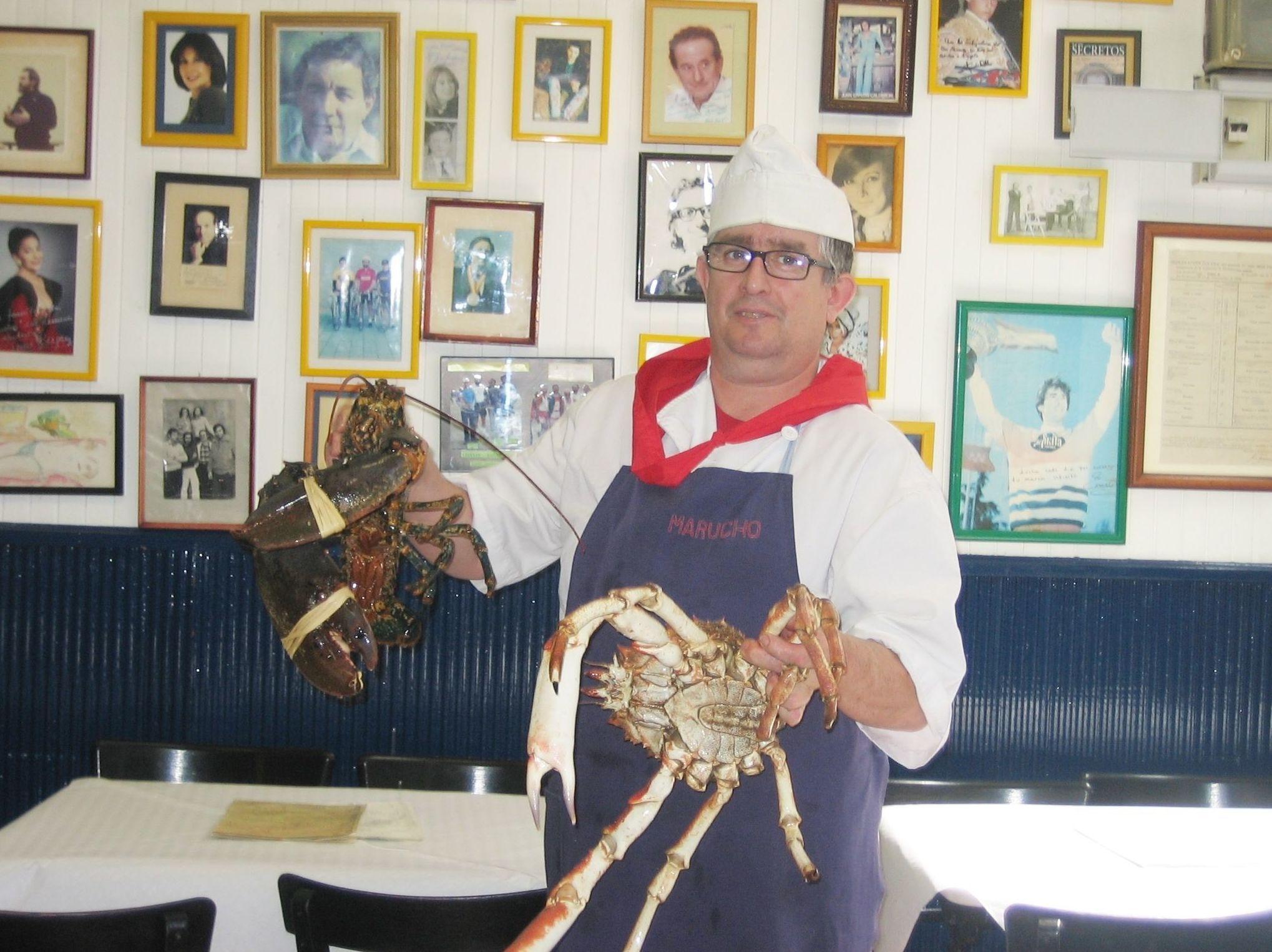 Foto 14 de Cocina marinera en Santander | Marucho