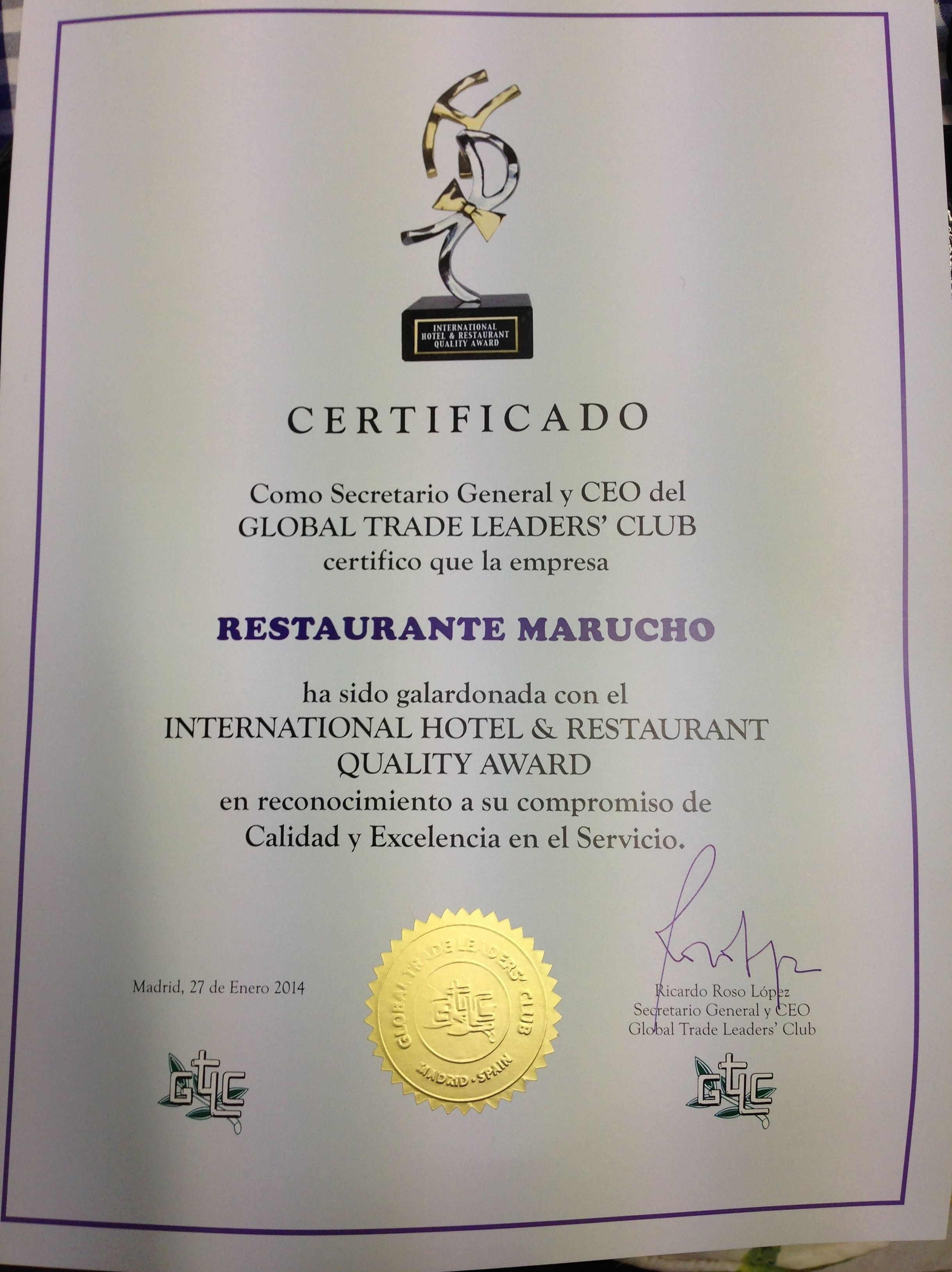 Foto 5 de Cocina marinera en Santander | Marucho