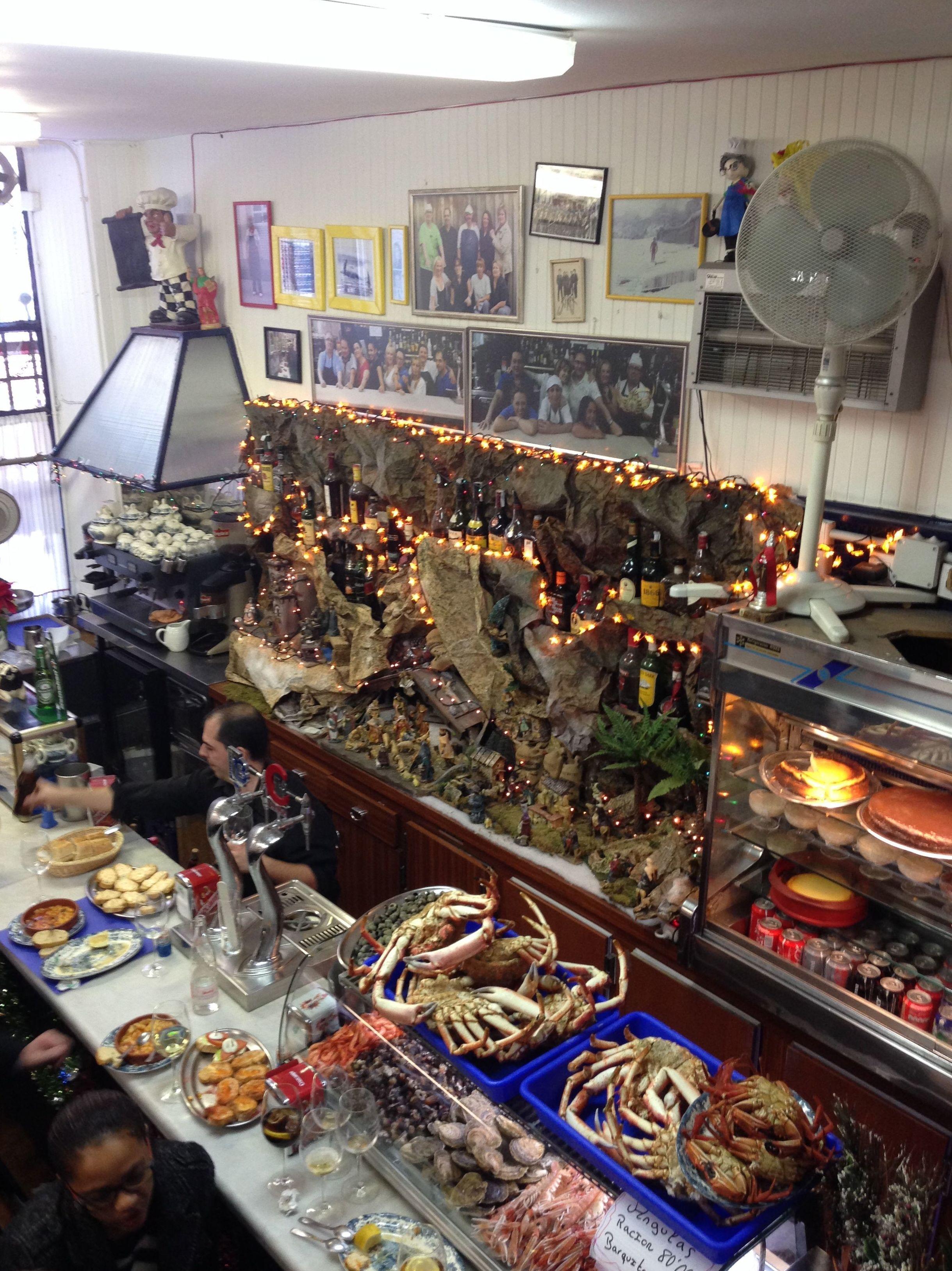 Foto 19 de Cocina marinera en Santander | Marucho