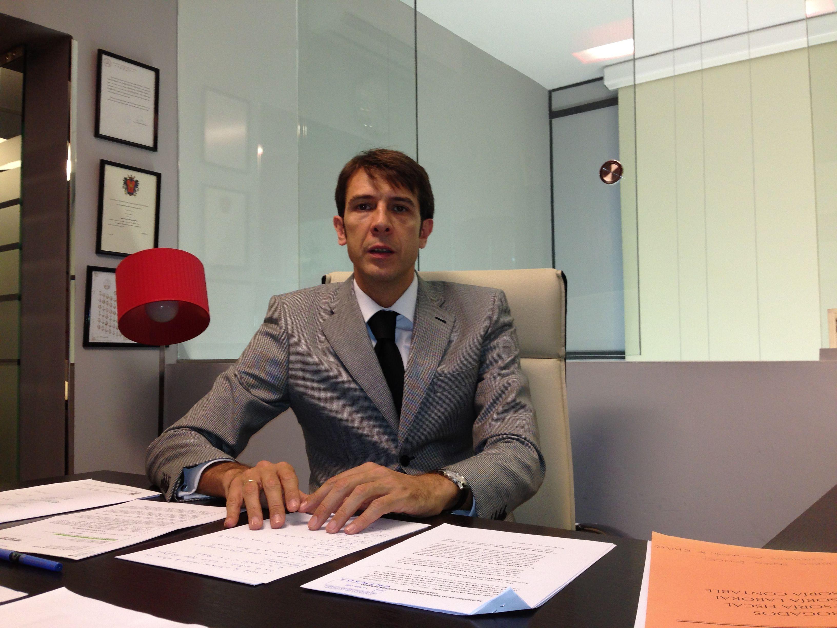 Asesoría fiscal: Servicios de Valdavia Asesores, S.L.P.